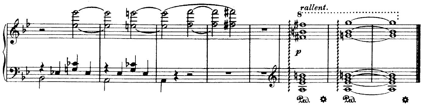 Liszt\'s Nuages gris: a Tristan parody?   For M is Musick