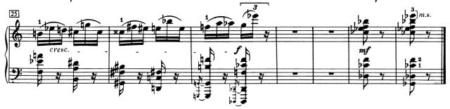 Scriabin Etude
