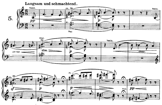 Wagner, Tristan Prelude